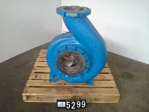 Worthington Pump Model 8frbh 152 sku Pt 5299
