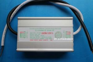Waterproof 100w 30 36v High Power Supply Led Constant Current Driver 120 240v