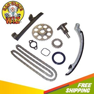 Timing Chain Kit Fits 93 97 Lexus Lx450 Toyota Land Cruiser 4 5l Dohc 1fzfe
