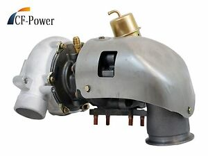 Brand New Turbo Charger 96 02 Gmc Chevrolet Truck Suv 6 5l Gm8 171077
