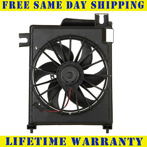 Ac Condenser Fan Assembly For Dodge Ram 3500 Ram 2500 Ch3113103