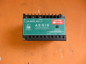Tycor Agshwty120n05xs 5 Amp 120 Vac 1 Phase High Performance Transient noise