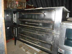 Reconditioned Marsal Sd660 Double Stack Pizza Oven