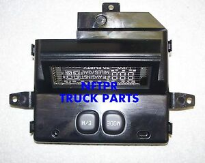 Ford Excursion Overhead Console Computer New Ford Oem 2003 2004 2005
