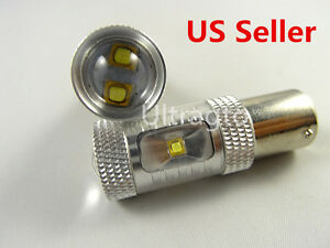 High Power 30w Brightness 1156 Cree Q5 Optical Projector Led Brake Tail Light