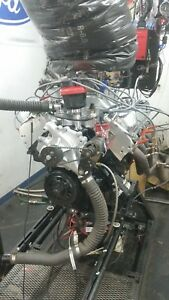 Ford 460 Hot Street Engine Dyno Tuned 650hp Mustang F150 Torino Galaxie Bbf