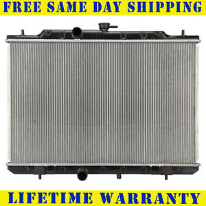 Radiator For 2008 2015 Nissan Rogue 2 5l Fast Free Shipping Lifetime Warranty