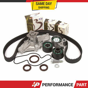 Timing Belt Water Pump Kit 95 02 Mazda 626 Millenia Mx6 Ford Probe 2 5l Dohc Kl