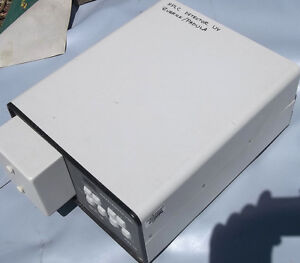 Hyperquan Inc Model Vuv 10 Hplc Detector Uv Serial 973021