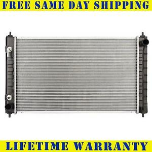 Radiator For 2007 2018 Nissan Altima 2 5l 3 5l 4cyl V6 2009 2018 Maxima 3 5l V6
