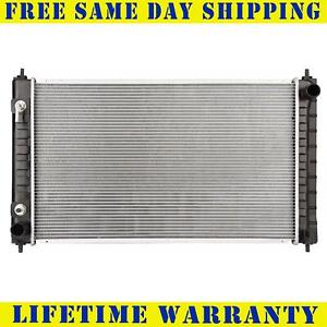 Radiator For Nissan Altima Maxima 2 5 3 5 2988