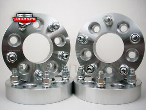 4 Wheel Spacers Adapters 5x5 To 5x4 5 1 5 5x127 To 5x114 3 Jeep 1 2 Stud
