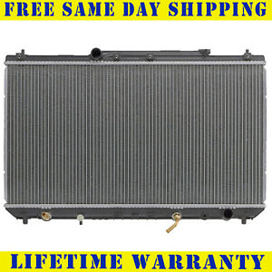Radiator For Toyota Fits Camry Solara 2 2 L4 4cyl 1909