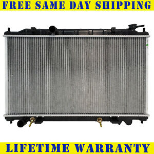 Radiator For 2002 2006 Nissan Altima 4cyl 2 5l Lifetime Warranty Fast Shipping