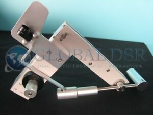 S4optik Z800 Applanation Tonometer New W 2 Year Warranty