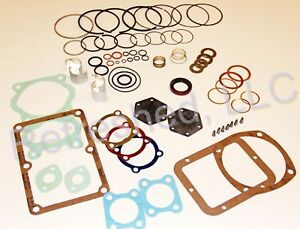 Quincy 325 Tune Up Kit Gaskets Rings Valves Seals Air Compressor Parts Roc 1 5
