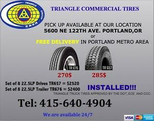 Triangle Truck Tires