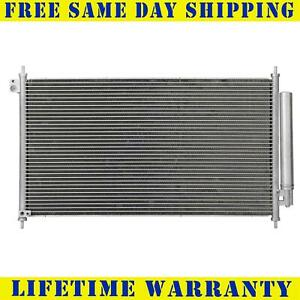 Ac A c Condenser For Acura Honda Fits Ilx Hybrid Civic Sedan 3965