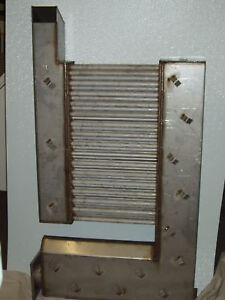 Lucks Rack Oven Heat Exchanger