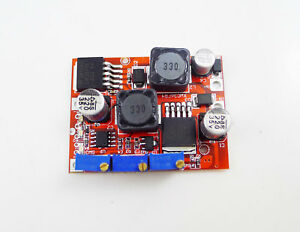10pcs Dc Boost Buck Converter 4 35v To 1 25 25v 3a 15w Step up down Module