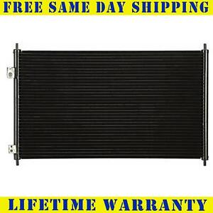 Ac Condenser For Honda Civic 1 7 Acura El 1 7 4977