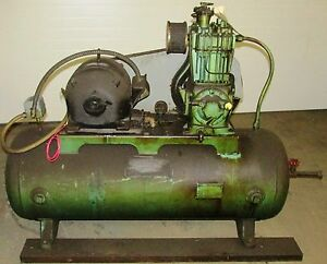 Central Air Compressor 5 Hp 3 Phase Runs K4 18131lr