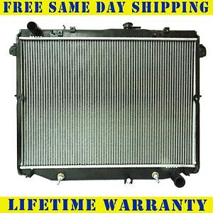 Radiator For 1998 2007 Toyota Land Cruiser Lexus Lx470 4 7l Fast Free Shipping