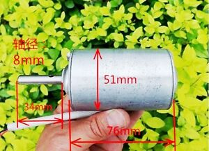 Dc 120 V Motor High Power Dc Motor Generator Wind Turbine