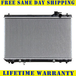 Radiator For 1999 2003 Lexus Rx300 V6 3 0l Lifetime Warranty Fast Free Shipping