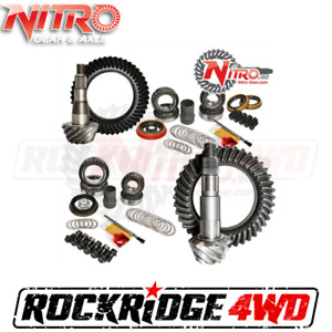 Nitro Gear Package For 2011 Ford F 150 Svt Raptor 5 13 Ratio