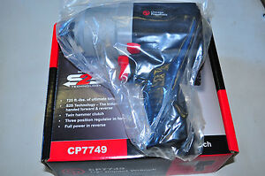 Chicago Pneumatic Cp7749 1 2 Inch Drive Composite Air Impact Wrench 725 Ft lbs