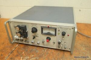 Eg g Princeton Applied Research Model 173 Potentiostat Galvanostat Logarithmic