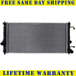 Radiator For Toyota Fits Celica 1 8 L4 4cyl 2335
