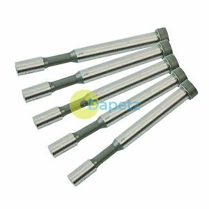 Heavy Duty Air Nibbler Metal Steel Punches 5pk Shear Sheet Cutter