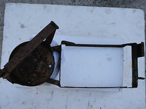 Land Rover Series Ii Iia Iii Battery Mount With Air Filter Mounting Bracket 2a 3