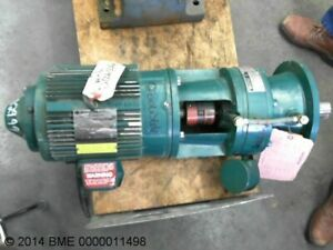Sumitoma Gear Motor With Smcyclo Gear Reducer