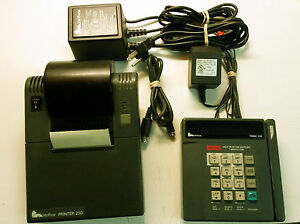 Verifone Credit Card Reader And Printer Used But Working Perfectly