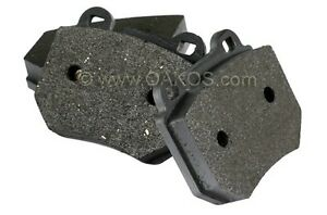 Carbotech Rear Brake Pads For 08 12 Bmw 135i Part Ct1372 Xp10