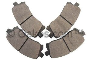 Carbotech Front Brake Pads 03 05 350z Non Brembo Part Ct430 Ax6
