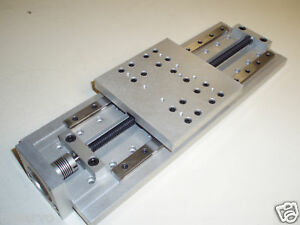 Linear Stage Actuator Table 8 Travel Low Profile 0 25