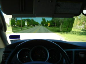 Sun Visor Extension U S Patent Easy To Use Not Available In Stores Very Nice