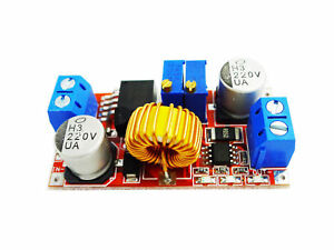 10pcs Dc Converter 5a In 5 32v Out 0 8 30v Adjustable Buck Power Supply Module