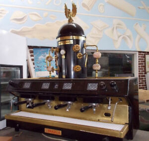 Brasilia 4 Group Espresso Machine
