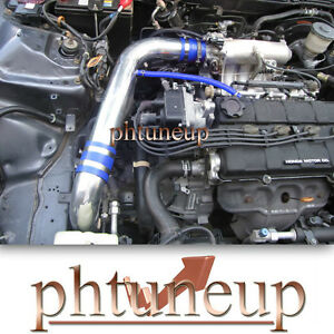 Blue Fit 1994 2001 Acura Integra Gs Ls Rs 1 8 1 8l Cold Air Intake Kit Systems
