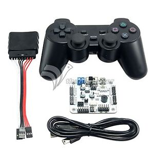 32 Channel Servo Motor Control Board Ps2 Controller receiver For Hexapod Robot