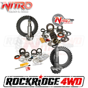 Nitro Gear Package For 02 10 Ford F 250 F 350 Super Duty Truck 4x4 4 88 Rati