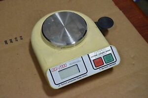 Kollmorgen Electronic Precision Counting Weighing Scale Digi 2000 Digi2000