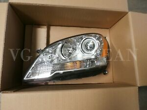 Mercedes benz Ml class Genuine Halogen Left Headlight Headlamp New 2009 2011