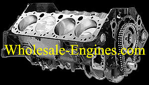 Chevy 350 357 Short Block 395hp Engine Motor Sbc 96 00 Vortec