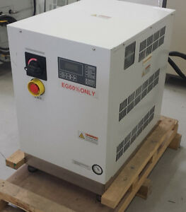 Chiller Smc Inr 496 001d Water Cooled Certified With 90 Days Warranty